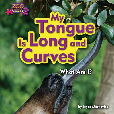 My tongue is long and curves