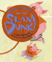 Brendan and Belinda and the slam dunk!