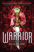 Warrior : a Prophecy novel