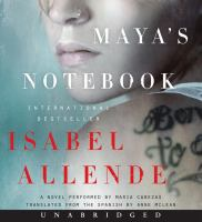 Maya's notebook [a novel]