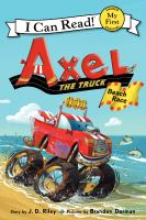 Axel the truck : beach race