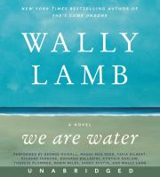 We are water [a novel]