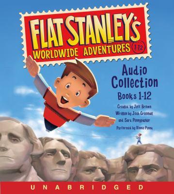 Flat Stanley's worldwide adventures audio collection. Books 1-12