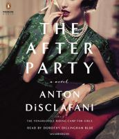 The after party : a novel