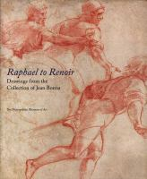 Raphael to Renoir : drawings from the collection of Jean Bonna