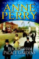 Buckingham Palace gardens : a novel