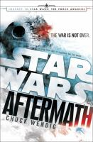 Star wars. Aftermath