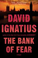 The bank of fear : a novel