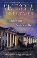 Murder on Sisters' Row : a gaslight mystery