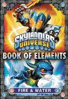 Book of elements : fire & water