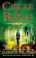 Circle of blood : a witch hunt novel