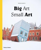 Big art, small art