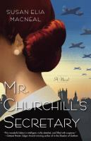 Mr. Churchill's secretary : a novel
