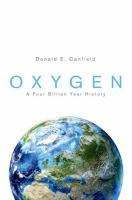 Oxygen : a four billion year history