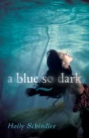 A blue so dark
