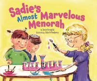 Sadie's almost marvelous menorah