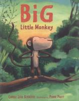 Big little monkey