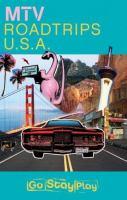 MTV roadtrips U.S.A.