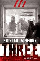 Three : an Article 5 novel