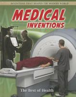 Medical inventions : the best of health