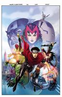 Avengers. The children's crusade