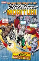 Strikeforce : Morituri 3