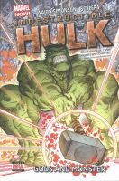 Indestructible Hulk. Volume 02, Gods and monster
