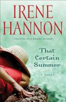 That certain summer : a novel