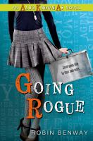 Going rogue : an Also known as novel