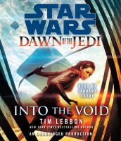 Star Wars, dawn of the Jedi. Into the void