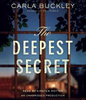 The deepest secret [a novel]