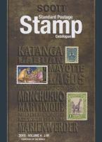 Scott Standard Postage Stamp Catalogue 2015, v. 4 Countries of the World J-M