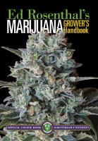 Marijuana grower's handbook : Ask Ed edition : your complete guide for medical & personal marijuana cultivation