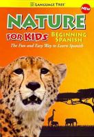 Nature for kids. Beginning Spanish