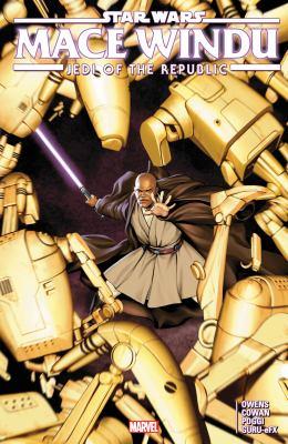 Star Wars. Mace Windu, Jedi of the Republic
