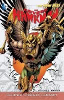 The Savage Hawkman. Wanted Volume 2, Wanted