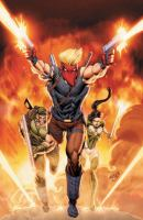 Grifter. New Found Power (The New 52) Volume 2, New Found Power