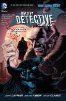 Batman, Detective Comics. Volume 3, Emperor Penguin