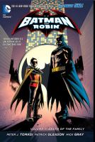 Batman and Robin. Volume 3, Death of the Family