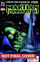 Martian Manhunter : Son of Mars