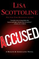Accused : a Rosato & Associates novel