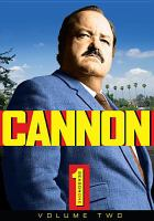 Cannon. Season one, Volume two