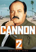 Cannon. Season two, Volume one