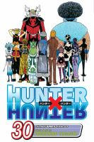 Hunter x Hunter. Volume 30