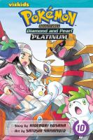 Pokémon adventures : Diamond and Pearl platinum. 10