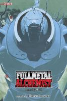 Fullmetal alchemist. 3-in-1 Edition Volumes 19-20-21