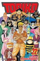 Toriko. 21, Showdown at Chowlin Temple!!
