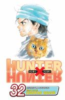 Hunter x hunter. Volume 32