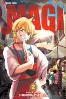 Magi. 2 : the labyrinth of magic