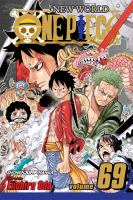 One piece. Vol. 69, S.A.D.
